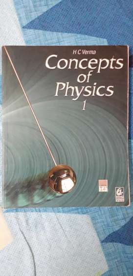 Concepts of physics by HC Verma