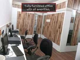 Wanted to rent my office on co working basis.