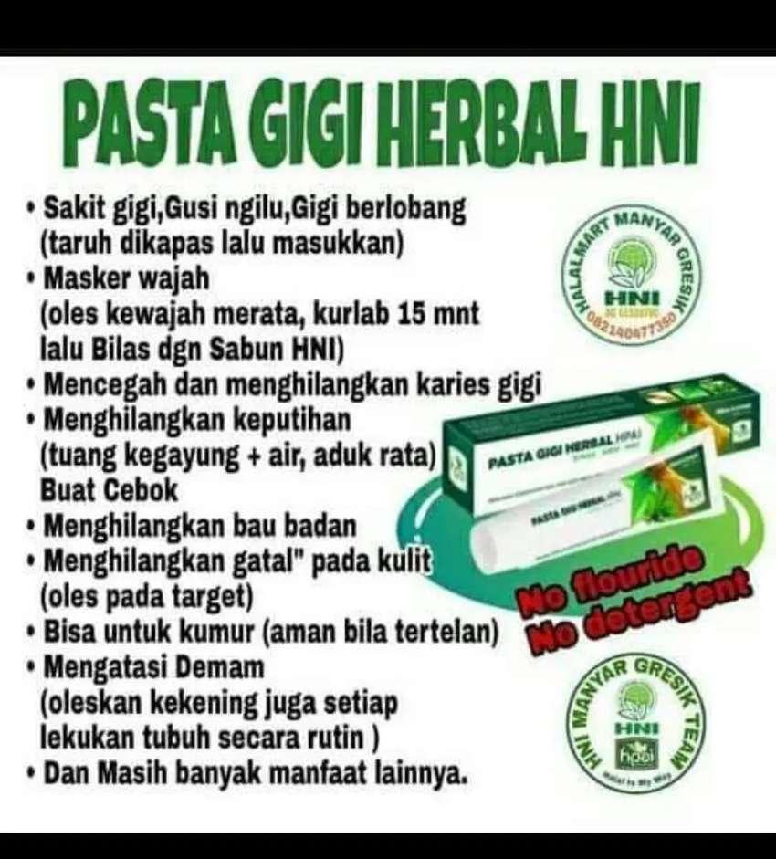 Pasta gigi HPAI 0