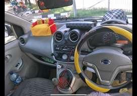 Datsun go white
