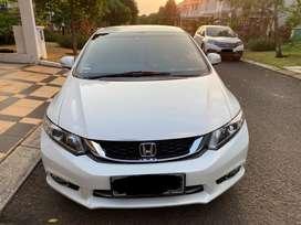 Honda Civic 2015 Bensin