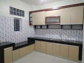 Kitchen set HPL duco