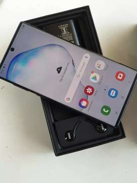 Samsung Note 10 just 18days old almost 11 months warranty left