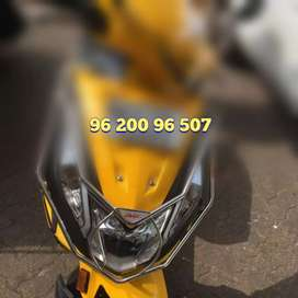 Honda Activa/Dio for rent price starts from 200/- perday