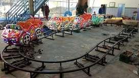 mini coaster naik turun seru meja pasir kinetik DAP