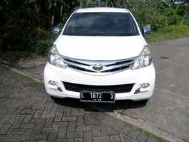 Toyota New Avanza G 1.3 Mt  2014