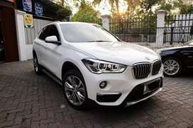 BMW X1 Sdrive XLine Tahun 2018 Pembelian 2019 Garansi