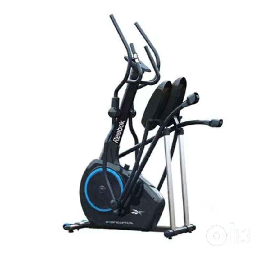 Reebok ZR10F elliptical cross trainer 0