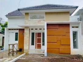 Rumah Baru Siap Bangun Daera Kota Klaten Nyaman Hunian.