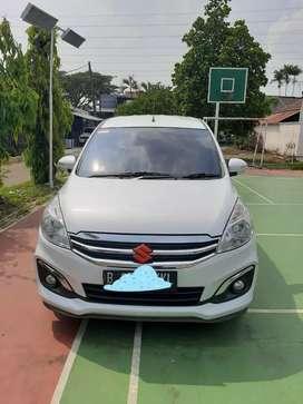 Suzuki Ertiga GX 2018 Putih..Istimewa!