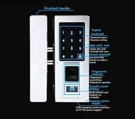 DIGITAL LOCK/KUNCI DIGITAL