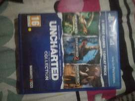 Uncharted 1,2 and3