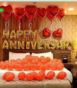 Happy Anniversary complete package