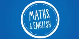 English and Maths(Class 1 to Class 12)