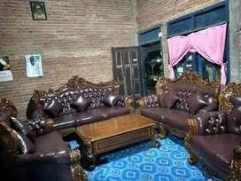 Set sofa jati mewah