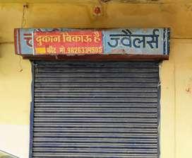 shop which is good in conditions , kalpi bridge colony morar Gwl.