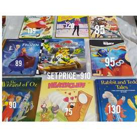 Preloved imported books for kids