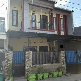 Rumah 2 Lantai Minasa Upa MU Makassar