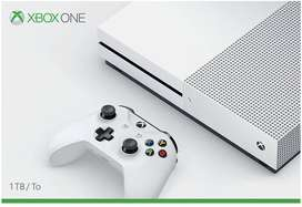 Xbox One S 1 TB  White Brand New Sealed Pack & Used consoles available