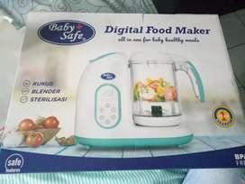 Digital Food maker merk baby safe