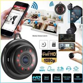 Smart CCTV Mini Tersembunyi V380 HD Wifi - Banda Aceh #IRone