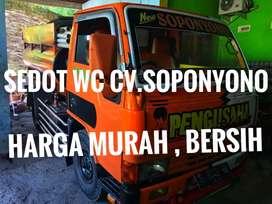 Sedot Wc Purworejo Pasurun Murah bersih