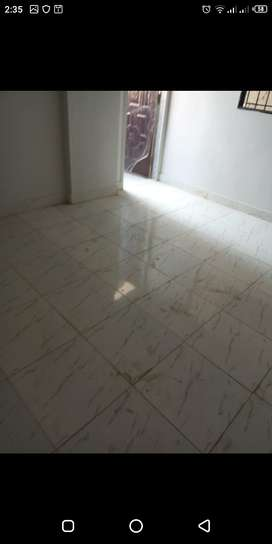 1st Floor, Front side Half Portion for Sale in Liaquatabad B Area