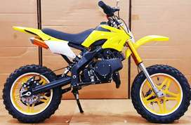 New 50cc Super Dirt bikes for 5 to 12 years small kids