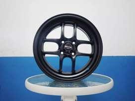 Velg Enkei Tunning R15x7 4x100 untuk Jazz, Mazda 2,Yaris, Sigra dll