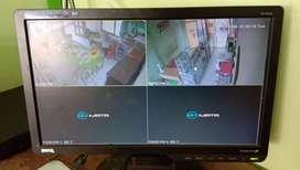 Yuk pantau Rumah Anda Dengan CCTV kami Paket cctv Hikvision