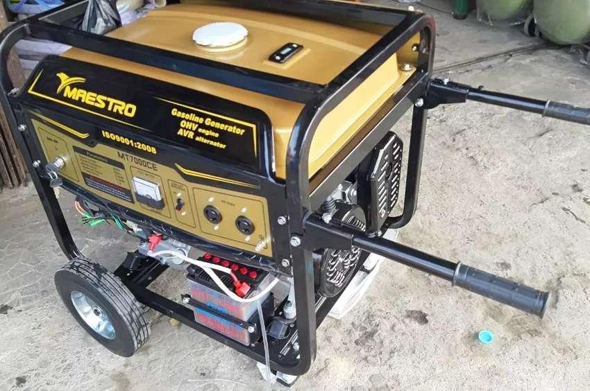 Genset 2200 watt buat mati lampu dan usaha 0
