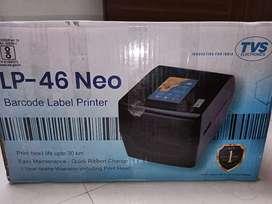 TVS  LP-46 NEO BARCODE LABEL PRINTER