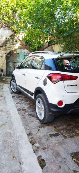 Hyundai i20 Active 2017 Diesel Good Condition