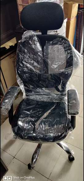 Office Chair or Revolving Chair or Executive Chair Brand New Packed Pc
