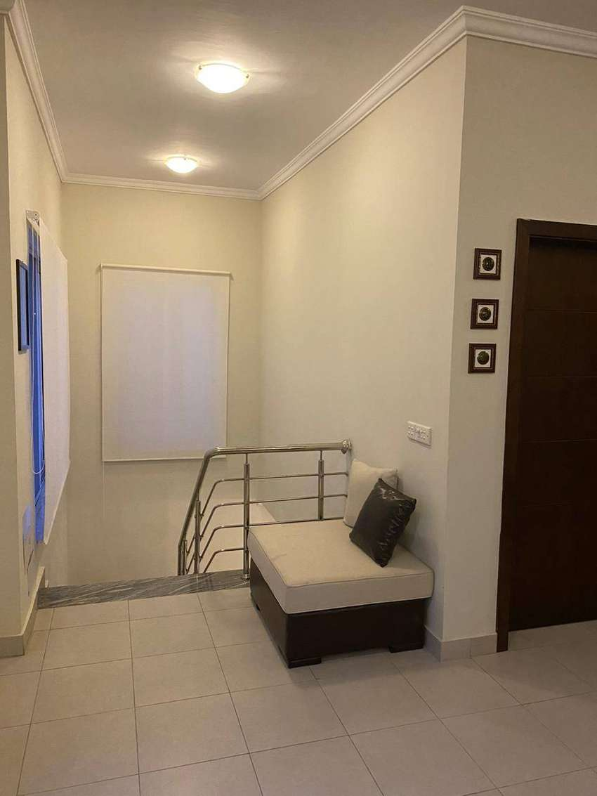 3 Bed Single Story !Luxury Iqbal Villa available near to shopping stor