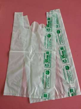 Biodegradable non plastic carry bag business