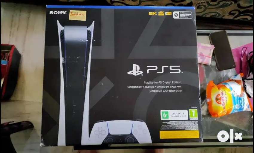 Playstation 5 digital  is now available with us so hurry up guys.