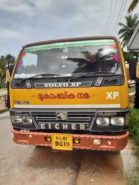Eicher tipper