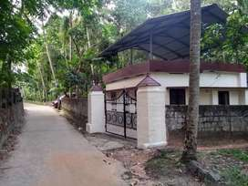 2BHK house for rent near Ayoor