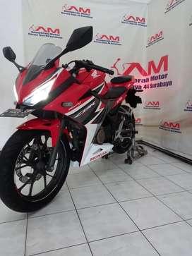 Istimewa Honda CBR 150 R 2019 KM 3Ribu