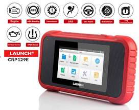 LAUNCH CRP129 E ENGINE AT ABS SRS ETS OIL RESET OBD2 CAR SCANNER CRP