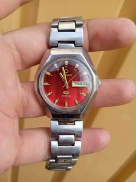 Omax 5 Automatic antique watch