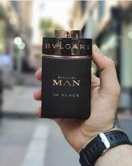 Parfum bvlgari man black