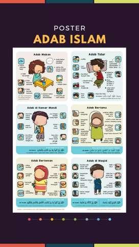 Poster islam edukasi