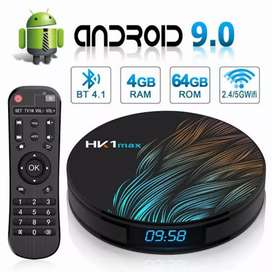YOU CAN MAKE EXISTING OLD TV/LCD/LED/PROJECTOR Into 4K TV BOX Android