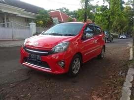 Toyota Agya G metic 2015 siap pake