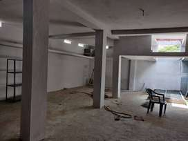 Hall Space for Godown, Office purpose etc.