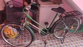 New ladies cycle