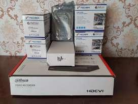 Paket kamera CCTV, CCTV Bandung promo