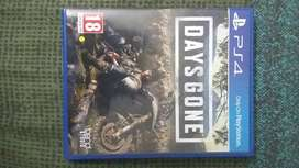 Days gone ps4 physical disk
